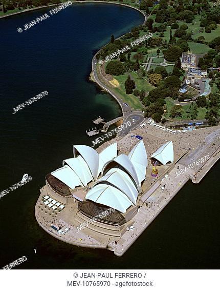 Aerial - Sydney Opera House