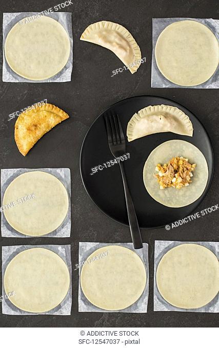 How to make empanadillas
