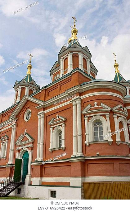 Cathedral of the Exaltation of the Cross. Russia