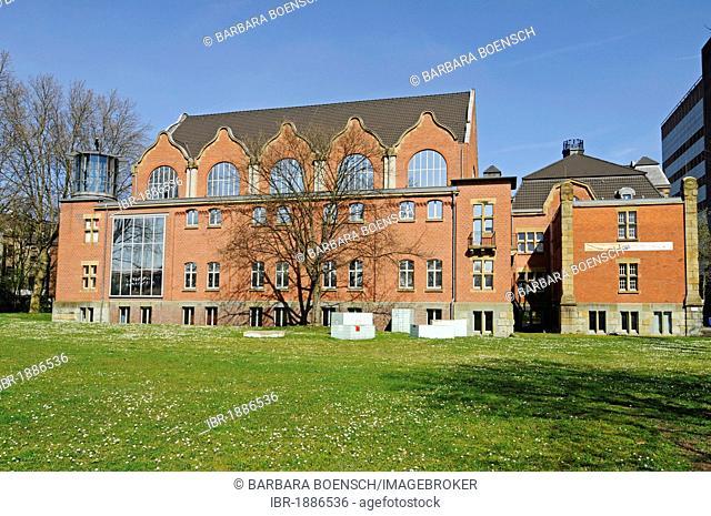 Museum of German Inland Navigation, Duisburg-Ruhrort, Duisburg, Ruhrgebiet region, North Rhine-Westphalia, Germany, Europe
