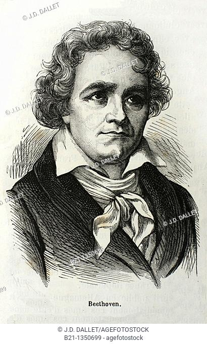 Ludwig van Beethoven , baptised 17 December 17701 - 26 March 1827 was a German composer and pianist  He is considered to have been the most crucial figure in...