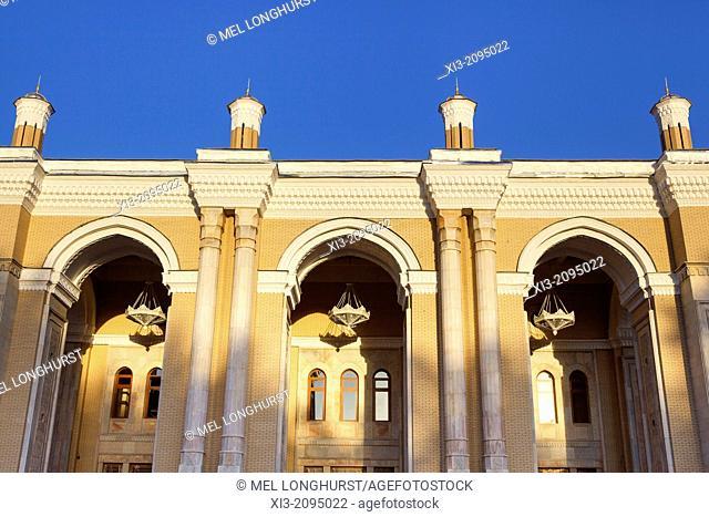 Navoi Theatre, Theatre of the Republic for Opera and Ballet (Opera House), Tashkent, Uzbekistan
