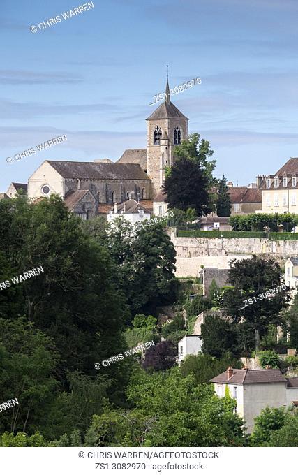 Avallon Yonne Bourgogne-Franche-Comte France