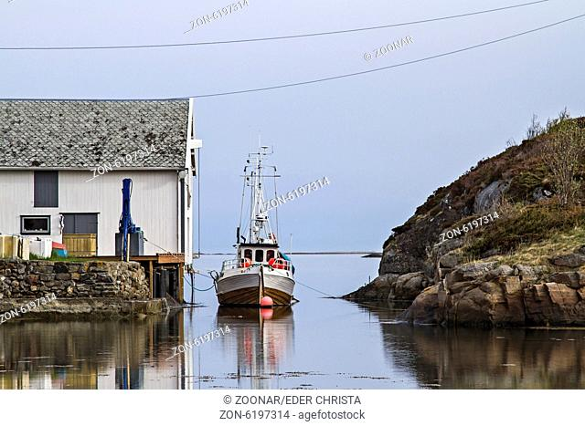 Trawler in Norway