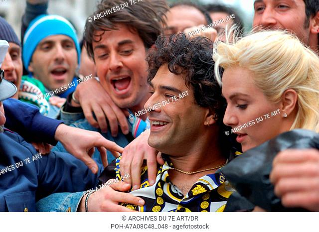 Maradona, la main de Dieu Maradona, la mano di Dio  Year: 2007 - Argentina | Italy Marco Leonardi, Julieta Díaz  Director: Marco Risi