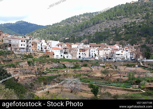 Alcudia de Veo. Castellon, Comunidad Valenciana, Spain