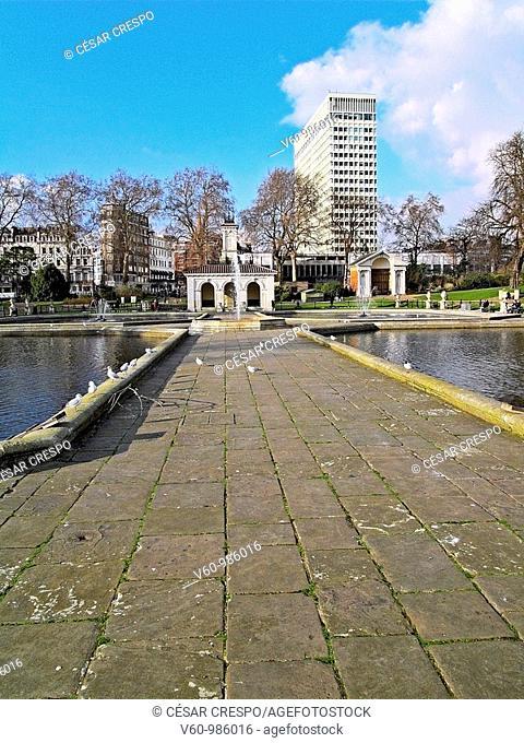 -Kengsinton Garden- London(Uk)