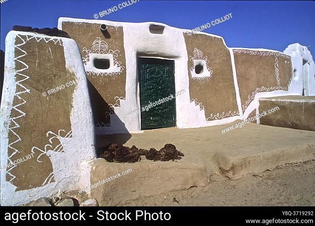Bau village, Thar Desert, Rajasthan, India 2004