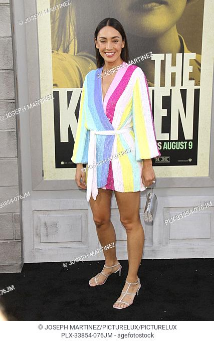 "Carolina Guerra at Warner Bros. Pictures' """"The Kitchen"""" Premiere held at the TCL Chinese Theatre, Los Angeles, CA, August 5, 2019"