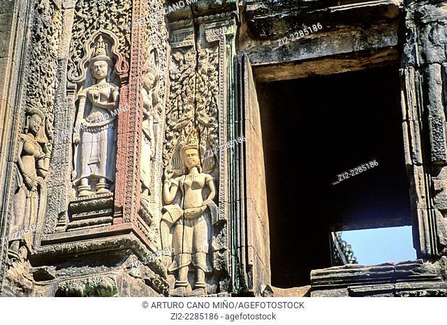 Angkor, Siem Reap province, Cambodia