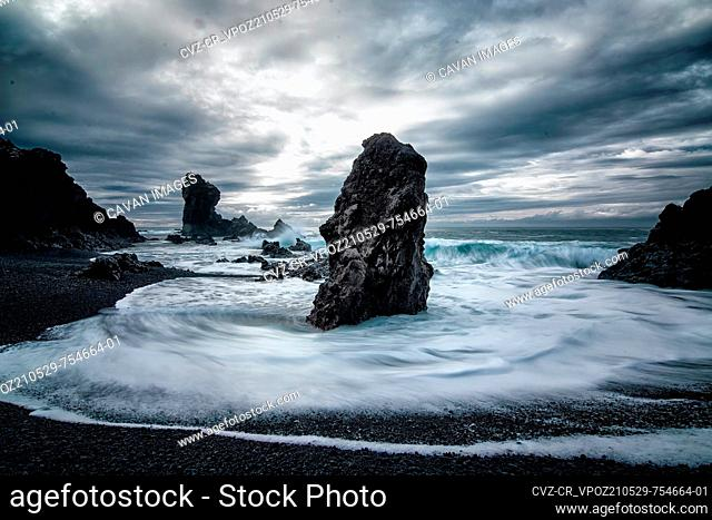 a Stunning landscapes of Iceland