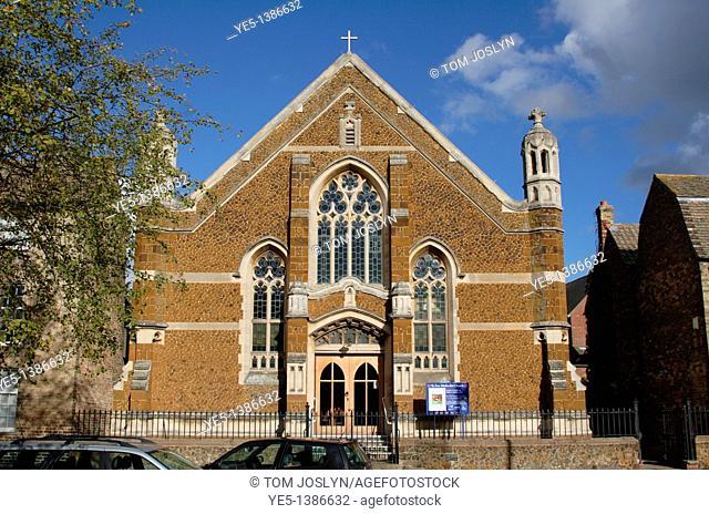 St  Ives Methodist Church, St  Ives, Cambridgeshire, England, UK