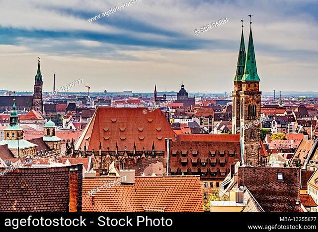 Germany, Bavaria, Middle Franconia, Nuremberg
