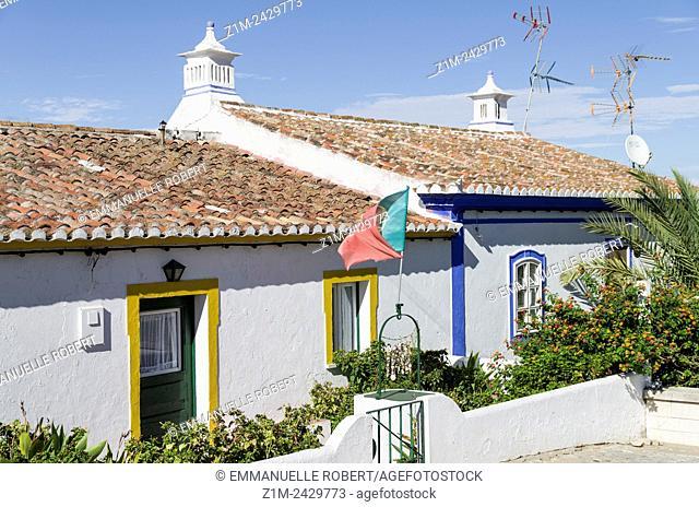 Cacela Vehla, Algarve, Portugal, Europe