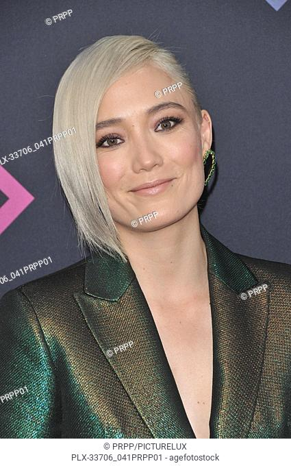 Pom Klementieff at E! People's Choice Awards held at the Barker Hangar in Santa Monica, CA on Sunday, November 11, 2018. Photo by PRPP / PictureLux