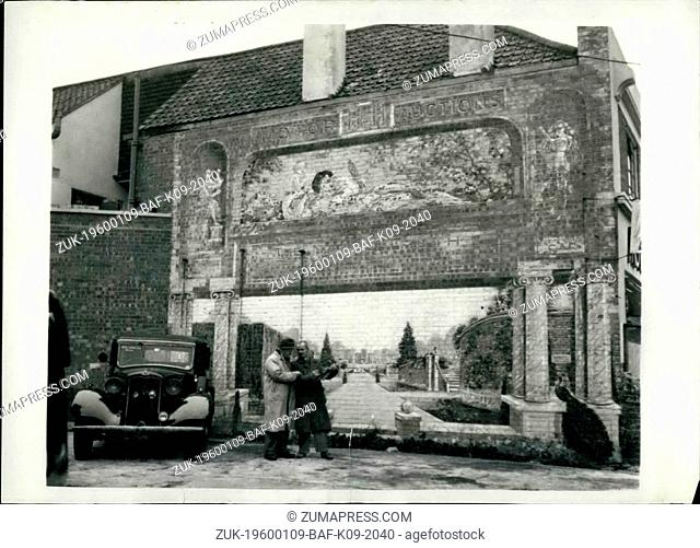 1962 - The Naked Truth goes to court - A painting of a woman on a wall 30ft.long by 19 ft. high lad to a claim for £100 damages and an injunction at...
