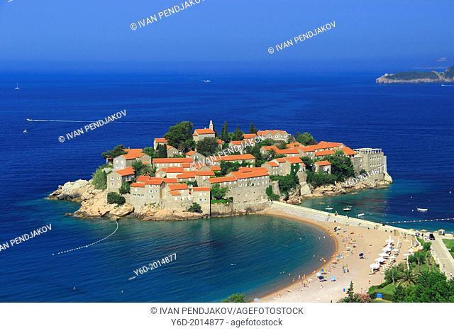 St Stefan, Montenegro