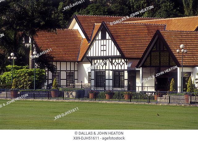 Malaysia, Kuala Lumpur, Selangor Club