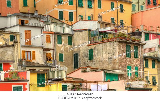 Riomaggiore - Detail