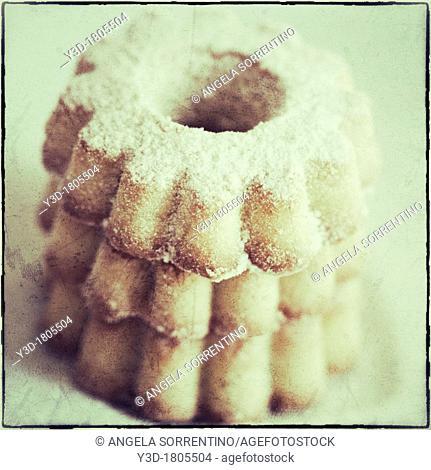 Vintage italian biscuits