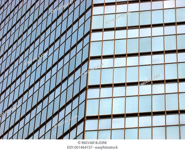 skyscraper windows background