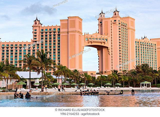Atlantis Resort & Casino Dolphin Cay Paradise Island Nassau, Bahamas