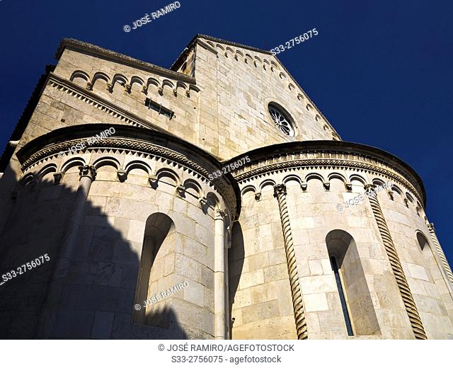 St Lawrence Cathedral in Trogir.Croatia. Europe
