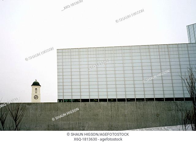 The Turner Contemporary Art Gallery in Margate in Kent in England in the Great Briatin in the United Kingdom UK in Europe