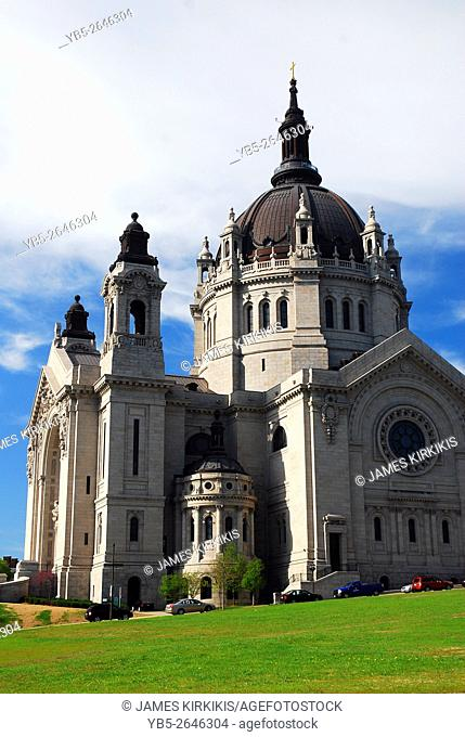 St Paul Cathedral in St Paul Minnesota