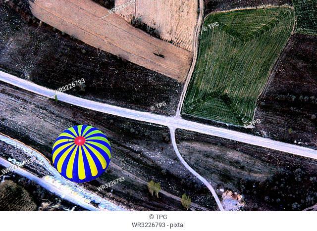 Hot Air Balloon;Turkey