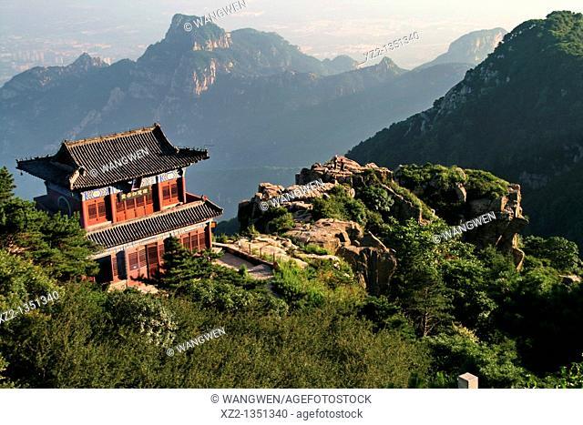 China, Mount tai