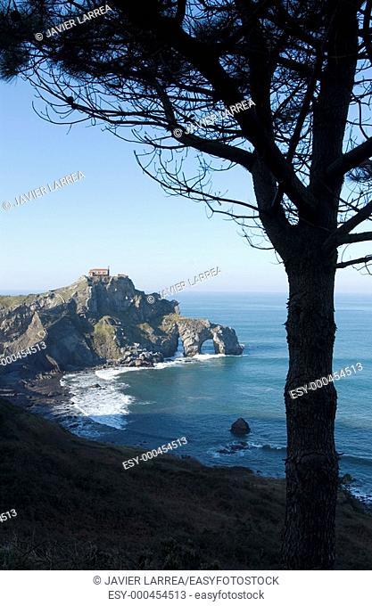 San Juan de Gaztelugatxe. Bizkaia. Euskadi. Spain