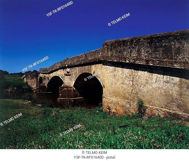 Bridge, Palmares do Sul, Rio Grande do Sul, Brazil
