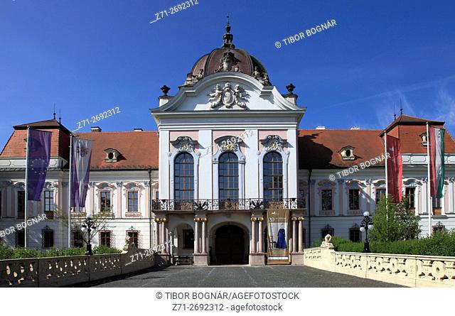 Hungary, GödöllŠ', Godollo, Royal Palace,