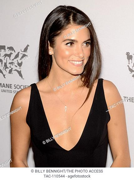Nikki Reed arrives at The Humane Society Of The United States' To The Rescue Gala at Paramount Studios Stege 16 on May 7, 2016