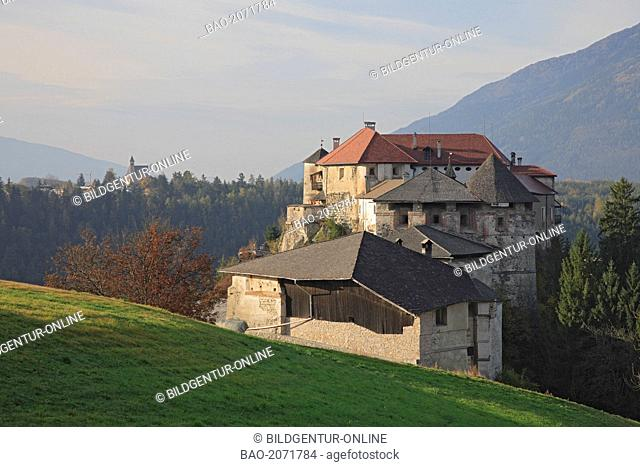 castle of Rodeneck, Trentino, Italy