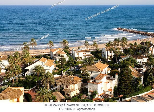 Playa del Puig, El Puig, Valencia, Comunidad Valenciana, Spain
