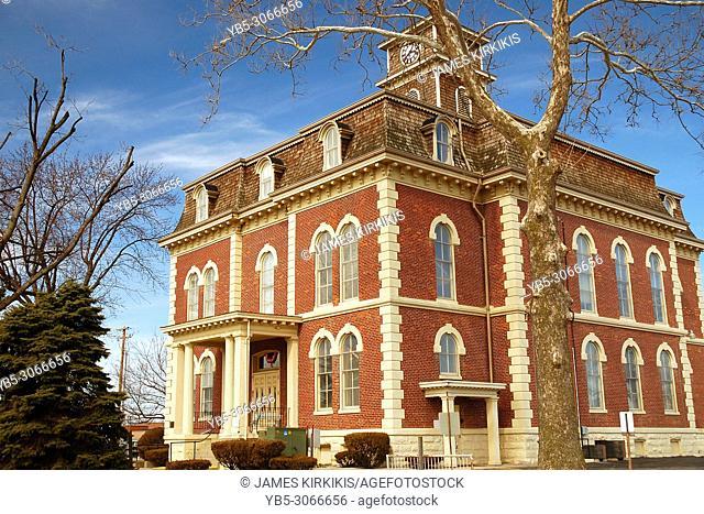 Effingham County Courthouse, Illinois