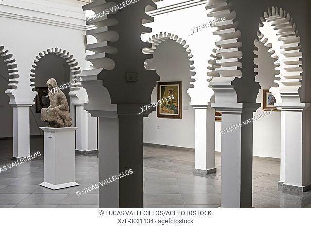 Modern Art Center of Tetouan, Tetouan. Morocco