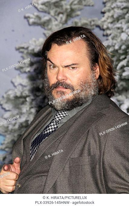 """Jack Black 12/09/2019 """"""""Jumanji: The Next Level"""""""" Premiere held at the TCL Chinese Theatre in Hollywood, CA. Photo by K. Hirata / HNW / PictureLux"""