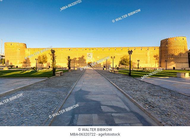 Iran, Central Iran, Shiraz, Arg-e Karim Khan Citadel, fortress