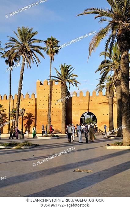 Médina, Rabat, Morocco