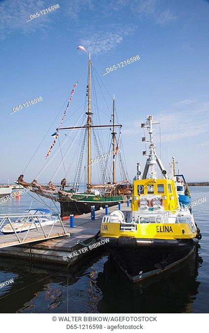 Estonia, Tallinn, Estonian Maritime Museum, museum ships