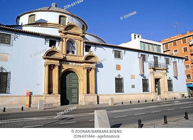 Jesus Kirche, Museum Salzillo, Murcia, Spanien