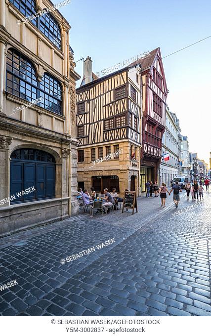 Rouen, Seine-Maritime, Normandie, France, Europe