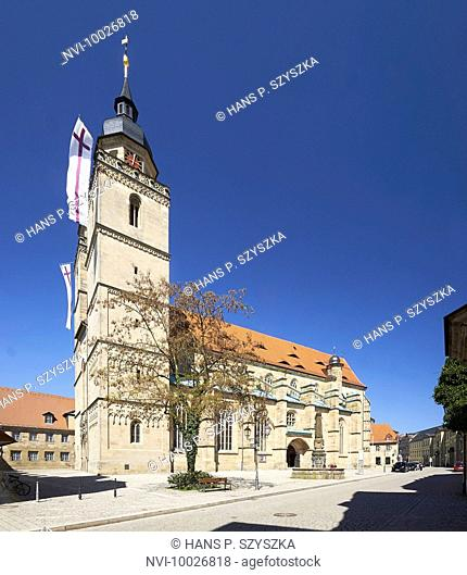 Church of the Holy Spirit, Bayreuth, Upper Franconia, Bayern, Germany