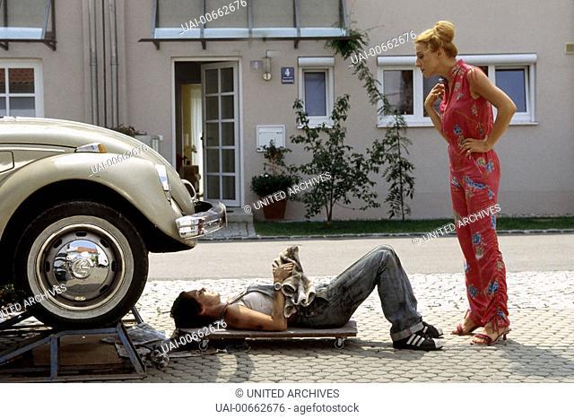 ABGEFAHREN / Abgefahren D 2003 / Jakob Schäuffelen Mia (FELICITAS WOLL) und ihre Mutter (SISSI PERLINGER) Regie: Jakob Sch?uffelen aka