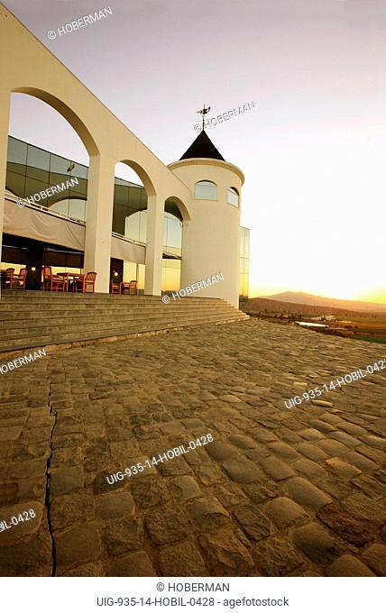 Indomita Wine Estate Building, Chile