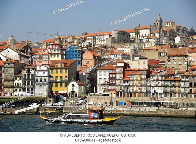 Ribeira District, Oporto, Portugal, Europe