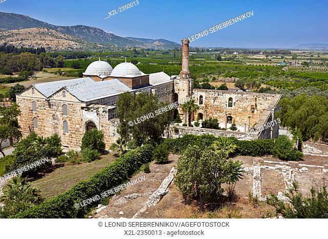 Isa Bey Mosque. Selcuk, Turkey